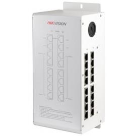 Distribuidores de Video Switches PoE