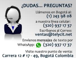 Contacte a Teléfonos y Citófonos en Bogotá