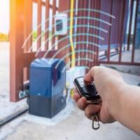 Mandos a Distancia o Controles Remotos utilizados para activar o abrir puertas en forma inalámbrica