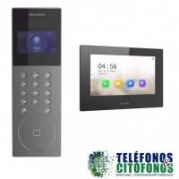 Videocitofonia IP Hikvision