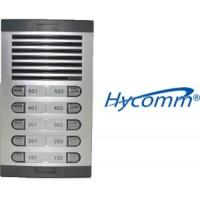 Frentes de Calle de la marca Hycomm para sistemas de citofonía para edificios de oficinas o apartamentos o casas