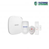 Kits de Alarmas de Intrusión de Ladrones con Sirena todos los equipos necesarios para su instalación