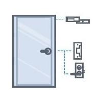 Dispositivos para habilitar la apertura remota de puertas en Citofonía Digital