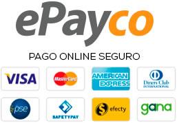 Pagar en Línea por EPAYCO