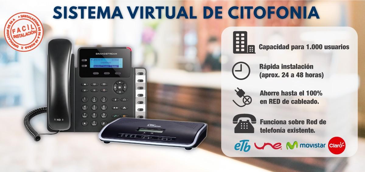 Sistema de Citofonía Virtual