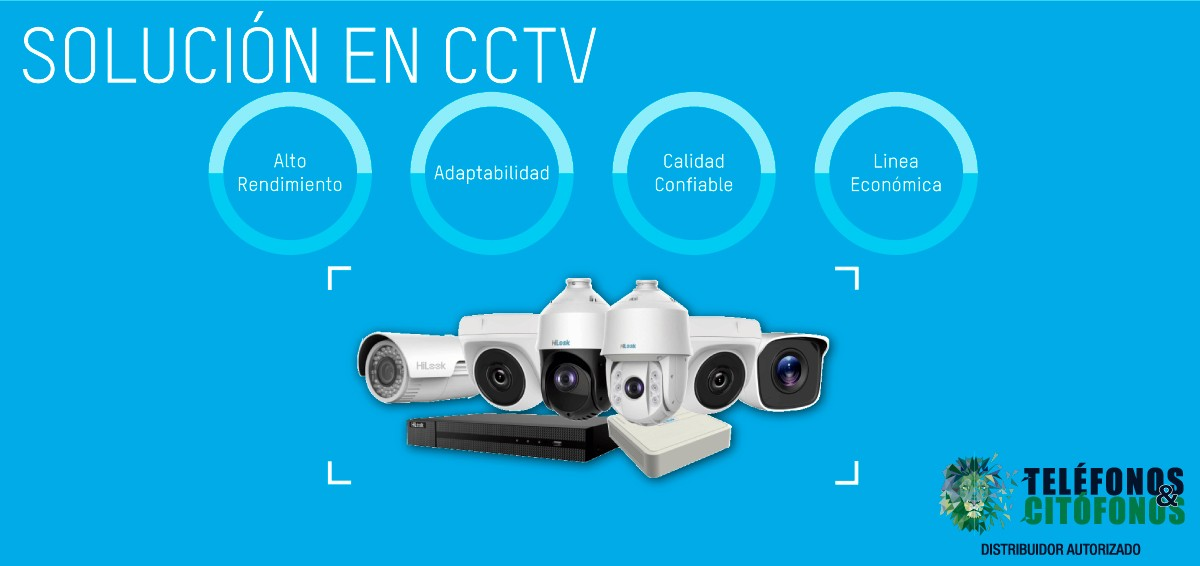 CCTV hilook hikvision
